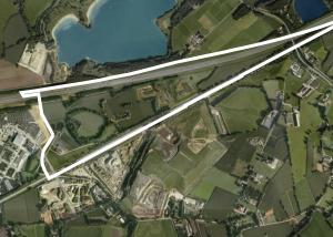 luchtfoto-harselaar-driehoek-uit-exploitatieplan-1e-herziening